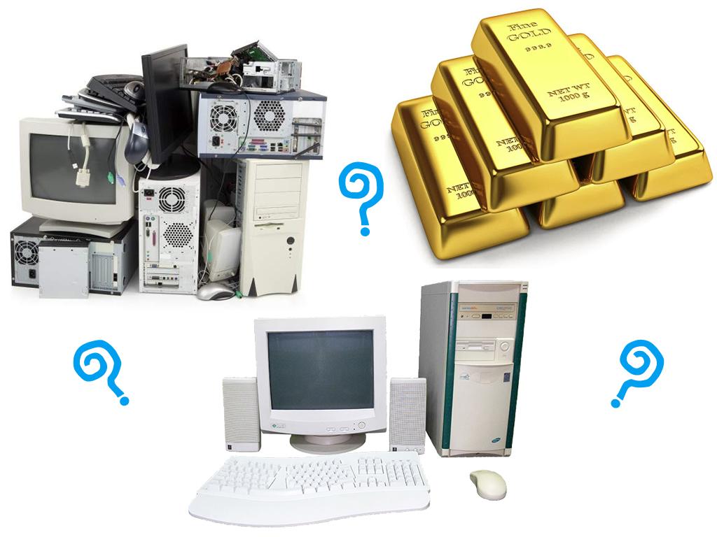 Czy oddać stary komputer do muzeum… A może?…