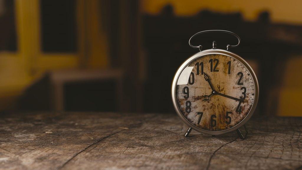 Jak szybko leci czas?